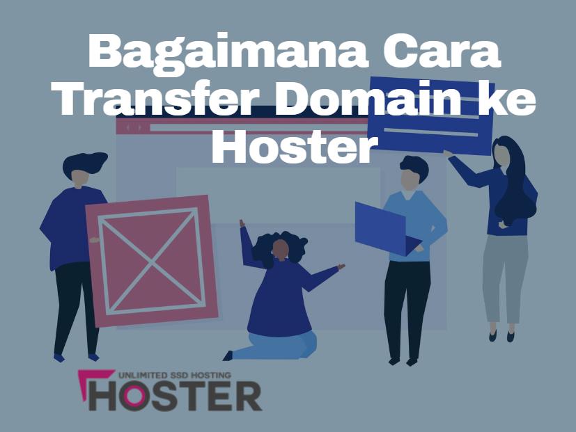 Bagaimana Cara Transfer Domain ke Hoster :: Panduan Hoster
